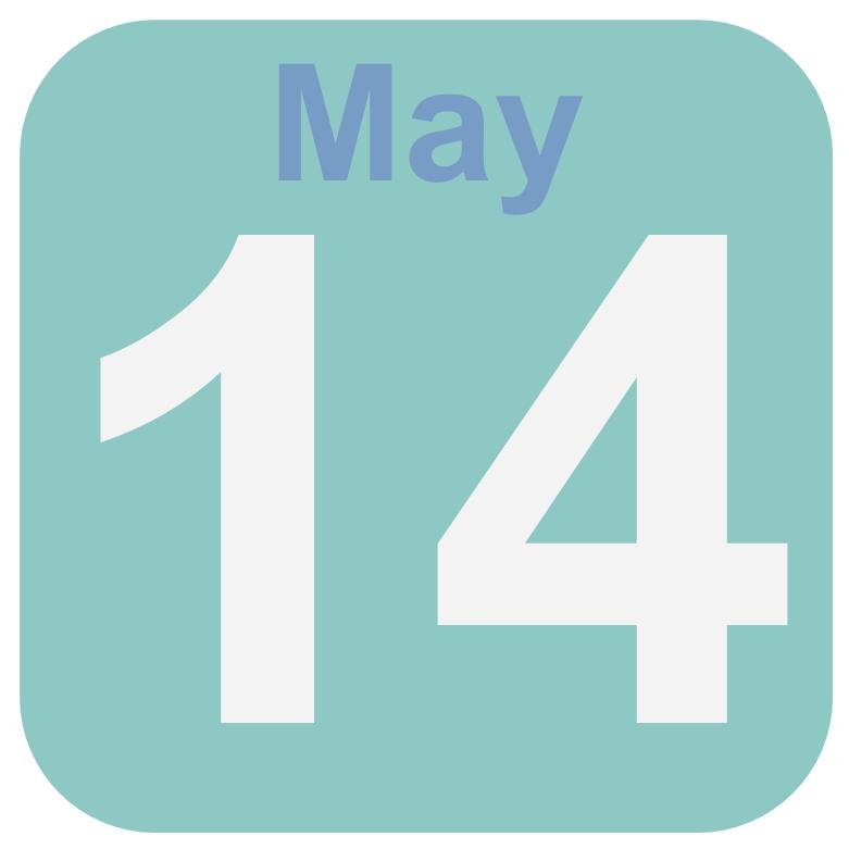 May 14 #