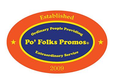 2015 July WBE Spotlight: Po' Folks Promos